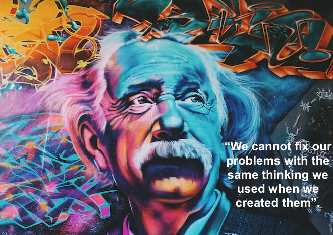 lean thinking libre albert einstein 2